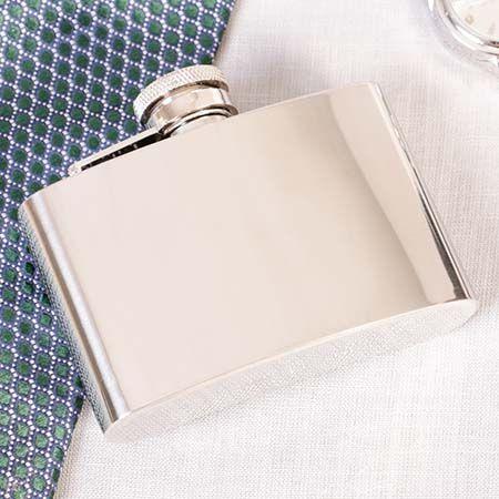 Engraved Hip Flasks | Personalised Hip Flasks