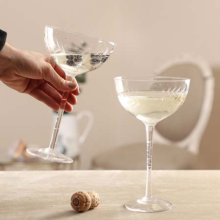 Luxury Cocktail Glasses
