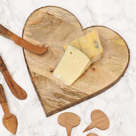 Cheese Boards and Cheese Knives