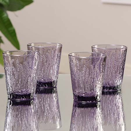 Glass Tumblers & Water Glasses