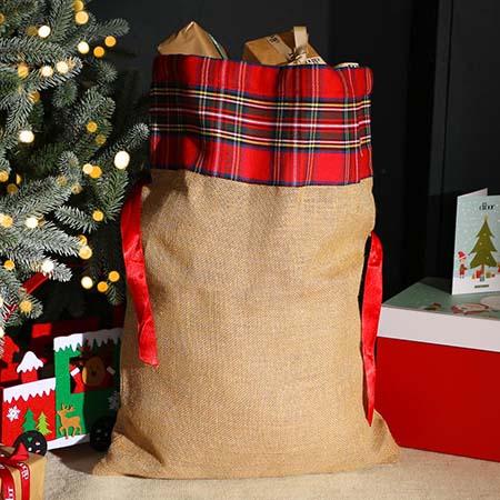 Luxury Christmas Gift Sacks