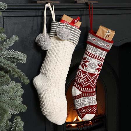 Luxury Christmas Stockings