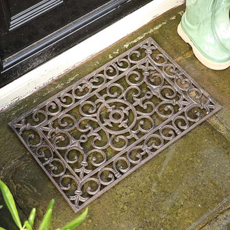 French Country Door Mats