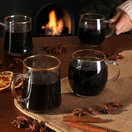 Mulled Wine Glasses & Mulled Wine Mugs
