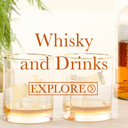 Whisky and Drinks Gift Sets