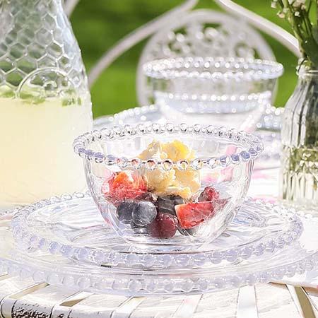 Bella Perle Glass Tableware