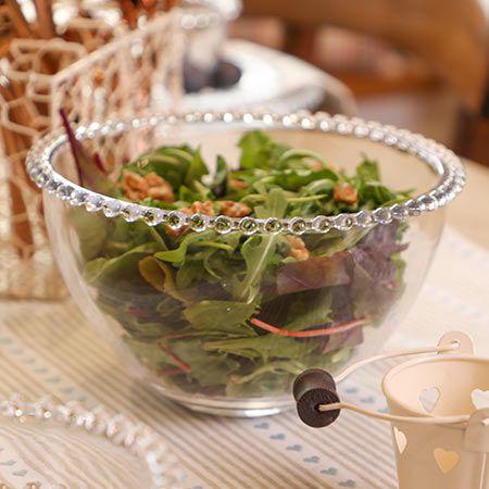 Vintage Ceramic Salad Bowls