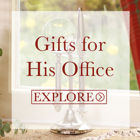Gifts for His Office