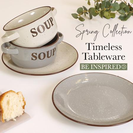 Timeless Tableware