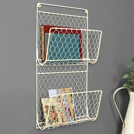 Newspaper & Magazine Racks