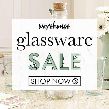 Clearance Glasses & Glassware