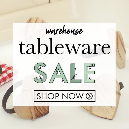Clearance Sale Tableware & Crockery