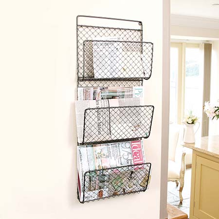 Newspaper & Magazine Racks
