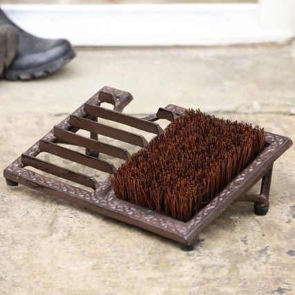 Boot Brushes and Scrapers