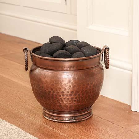 Coal Buckets & Coal Scuttles