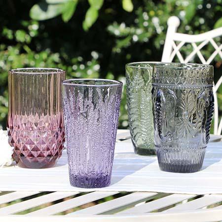 Glass Tumblers & Water Glasses