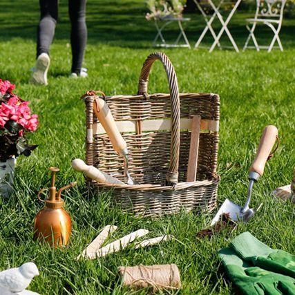 Shabby Chic Garden Accessories