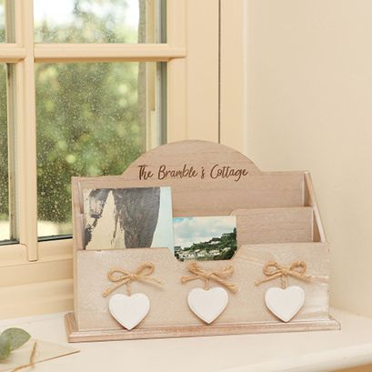 Letter Racks & Letter Baskets