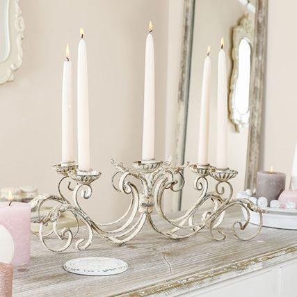 Luxury Candlesticks & Candelabras