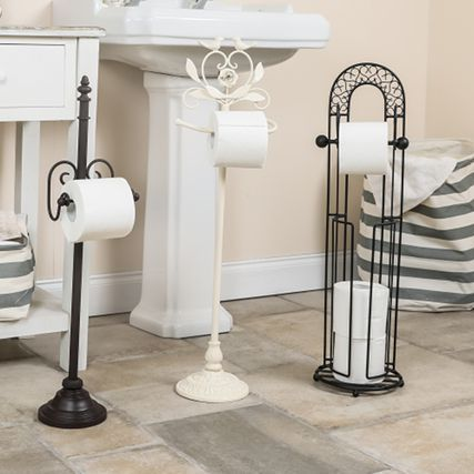 Bathroom Toilet Roll Holders