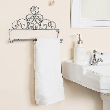 Towel Rings & Towel Rails