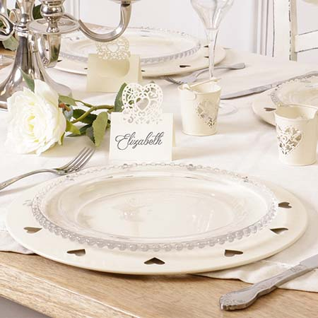 French Style Tableware & Crockery