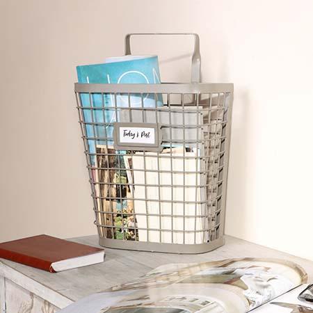 Storage Baskets, Storage Boxes and Bins