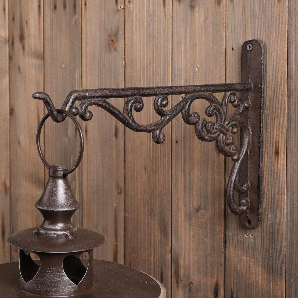 Vintage Cast Iron Wall Bracket