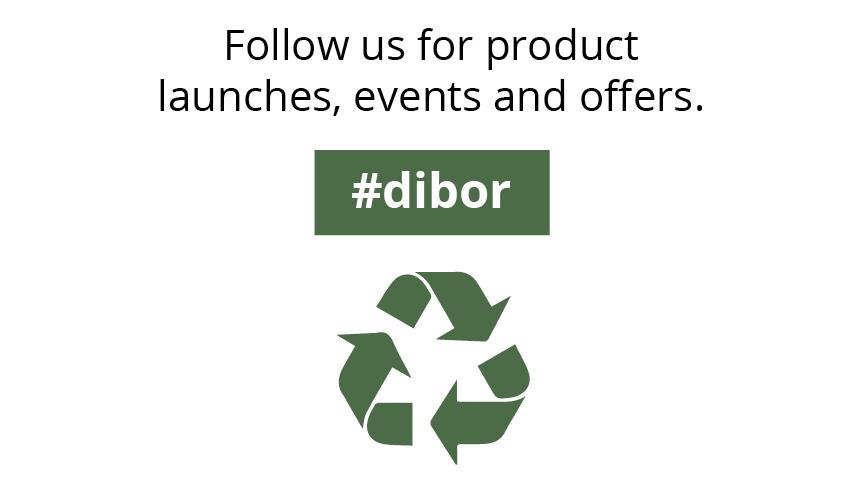 Request a free Dibor catalogue