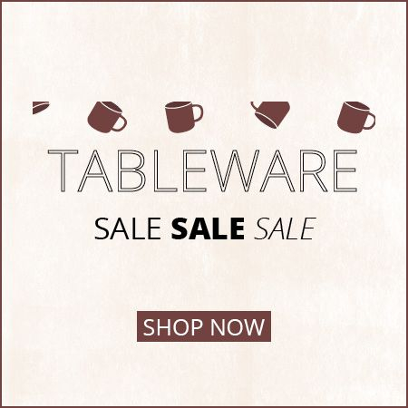 View all clearance tableware