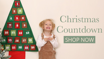 Countdown to Christmas with our range of festive advent calendars