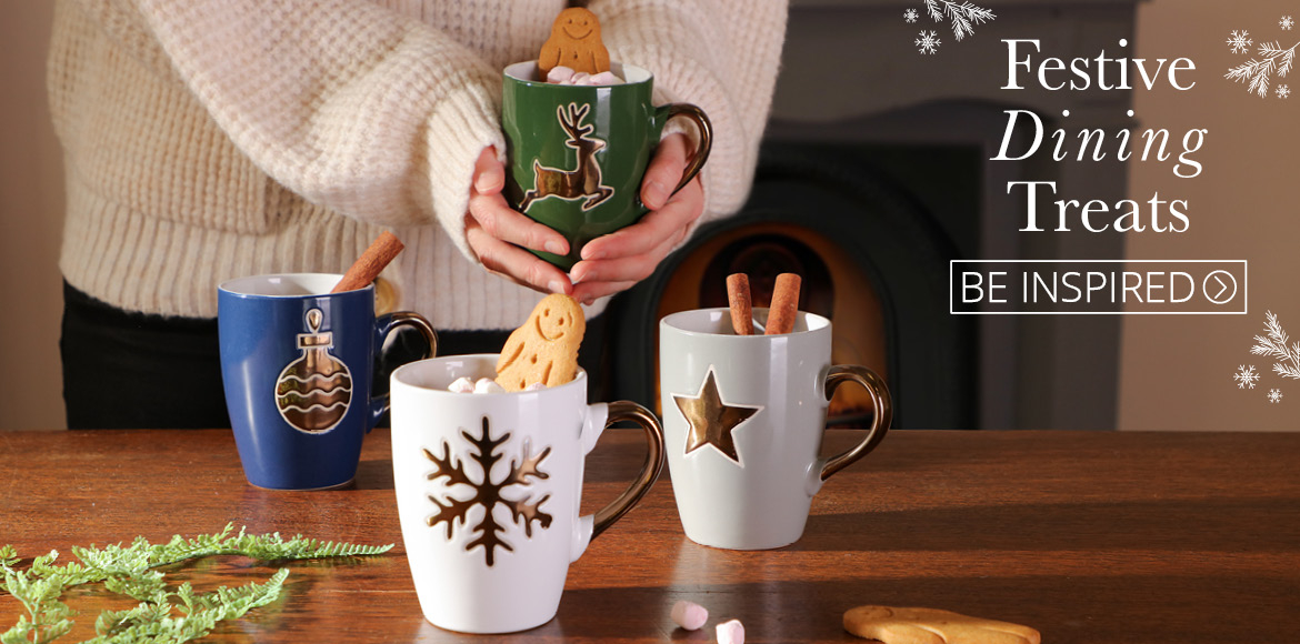 Enjoy a hot mulled wine in style this Christmas